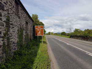 Permanent Road Signage